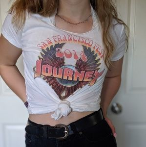 Tops - ✨4 FOR $15✨ Journey 2014 tour shirt